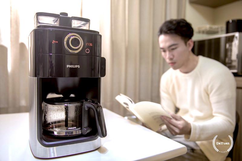 [家電] Philips全自動美式咖啡機 黑咖啡健身好幫手