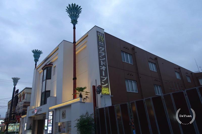 Japan-motel