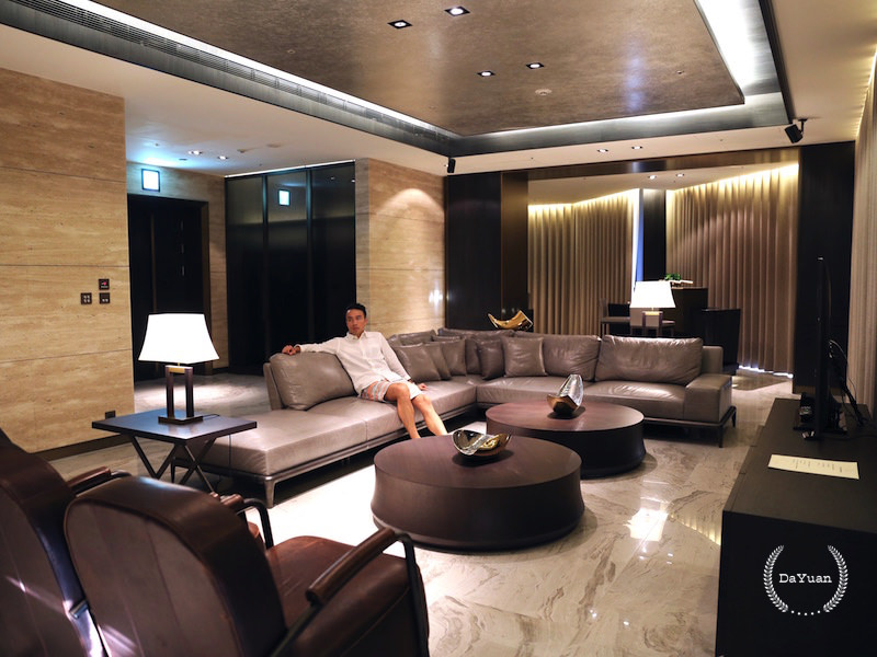[住宿] MADISON TAIPEI 台北慕軒 豪華套房+總統套房實景 大推超美味海鮮拼盤!