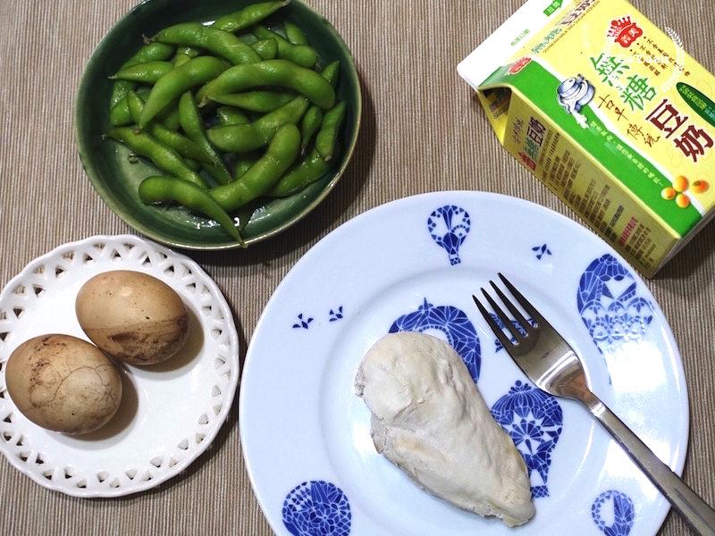 增肌減脂菜單
