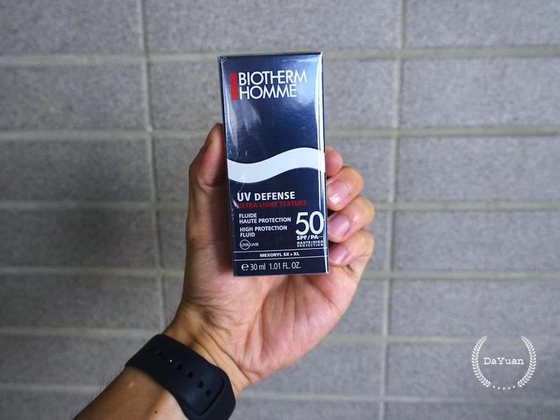 Biotherm Homme 碧兒泉男用防曬乳
