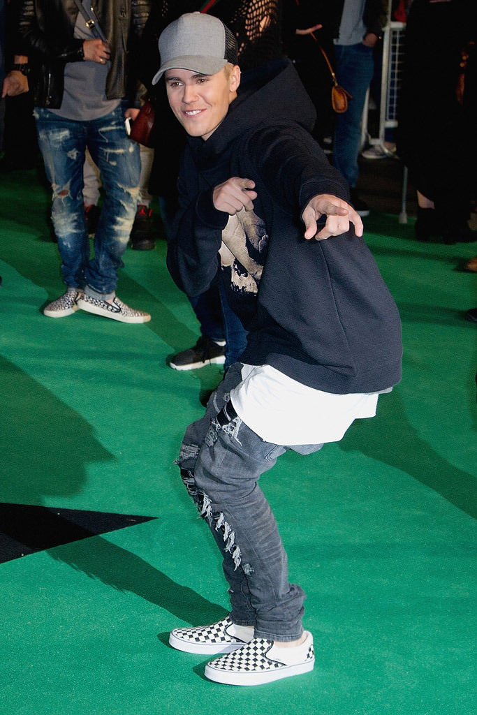What Tennis Shoes Does Justin Bieber Wear