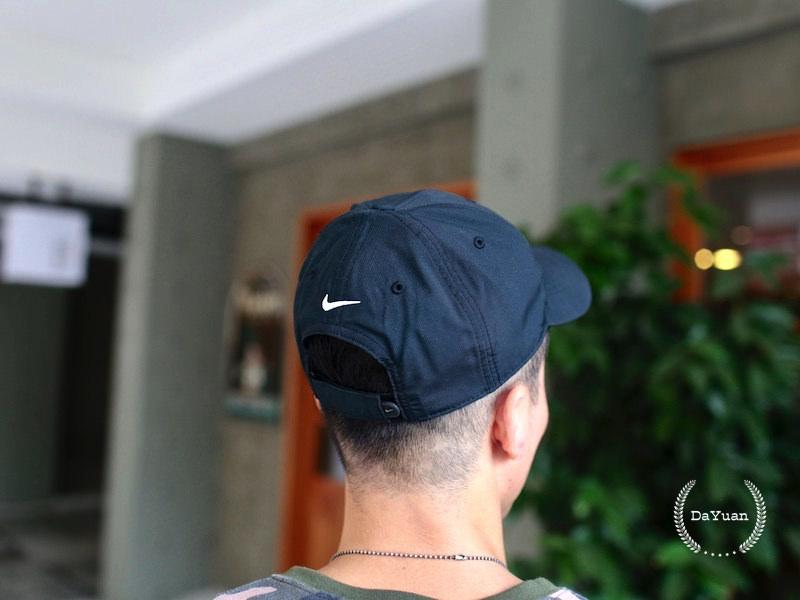 [帥帽] 像老帽的NIKE高爾夫球帽