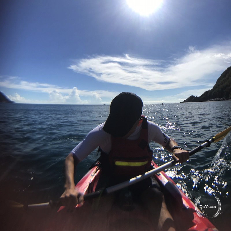 運動|獨木舟/立槳SUP探訪宜蘭東澳祕境 不要再去粉鳥林了!