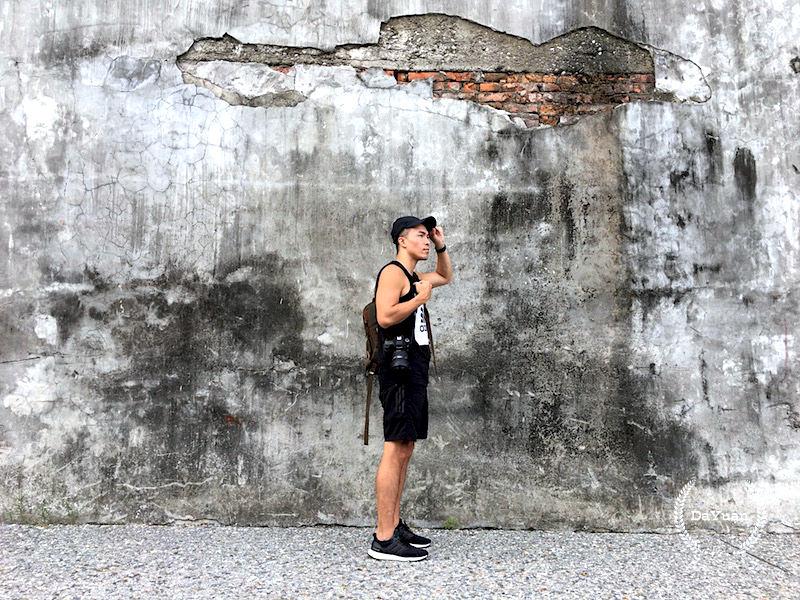 [運動] 全黑adidas無袖背心+短褲這樣穿