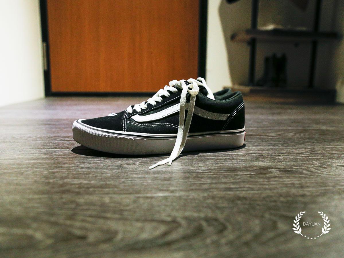 帥鞋|VANS基本款 Old Skool細節&穿搭分享