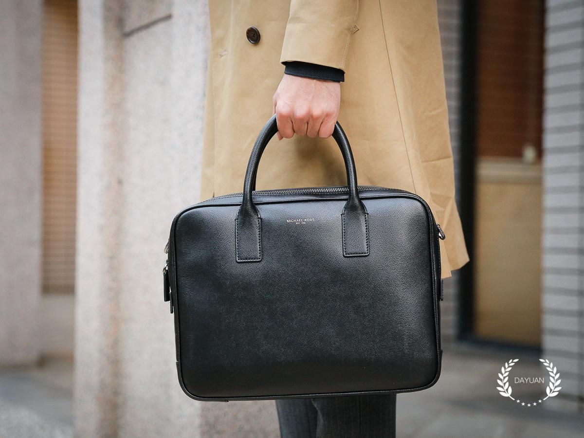 包包|MICHAEL KORS 男用公事包 時尚商務重要行頭
