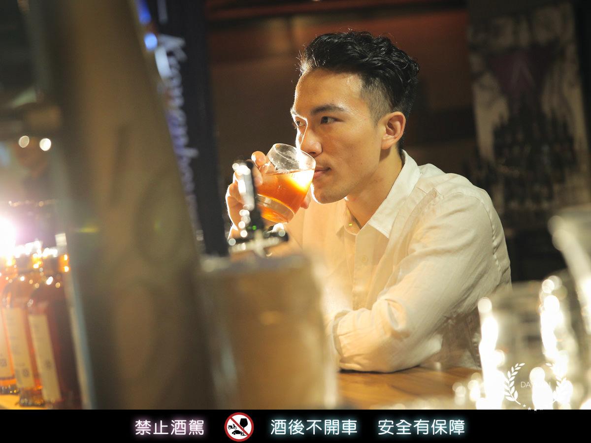 小酌|台北東區 3間低調特色酒吧 Draft Land/Red Circle/Unknown Lounge