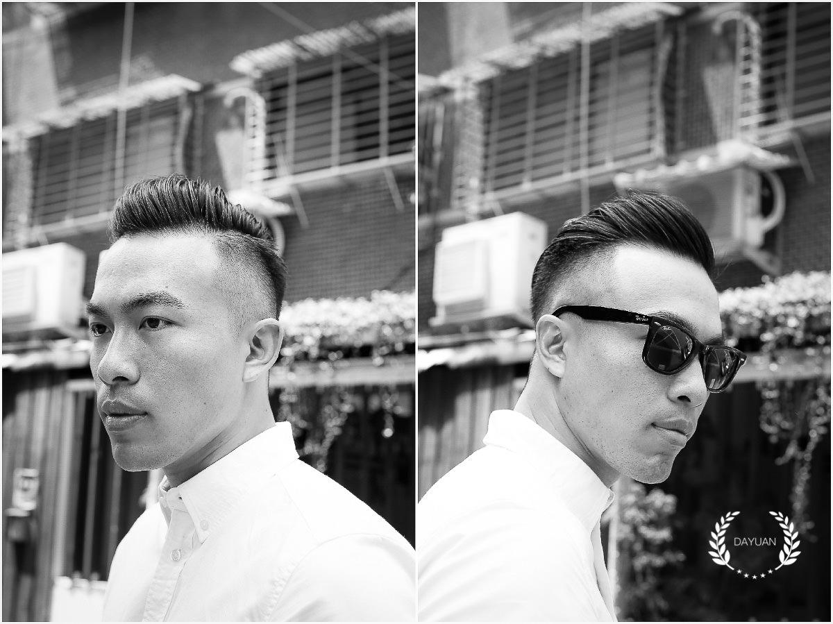 髮型|台北男生剪髮 COOL CATS酷貓 老式理髮廳的全套服務