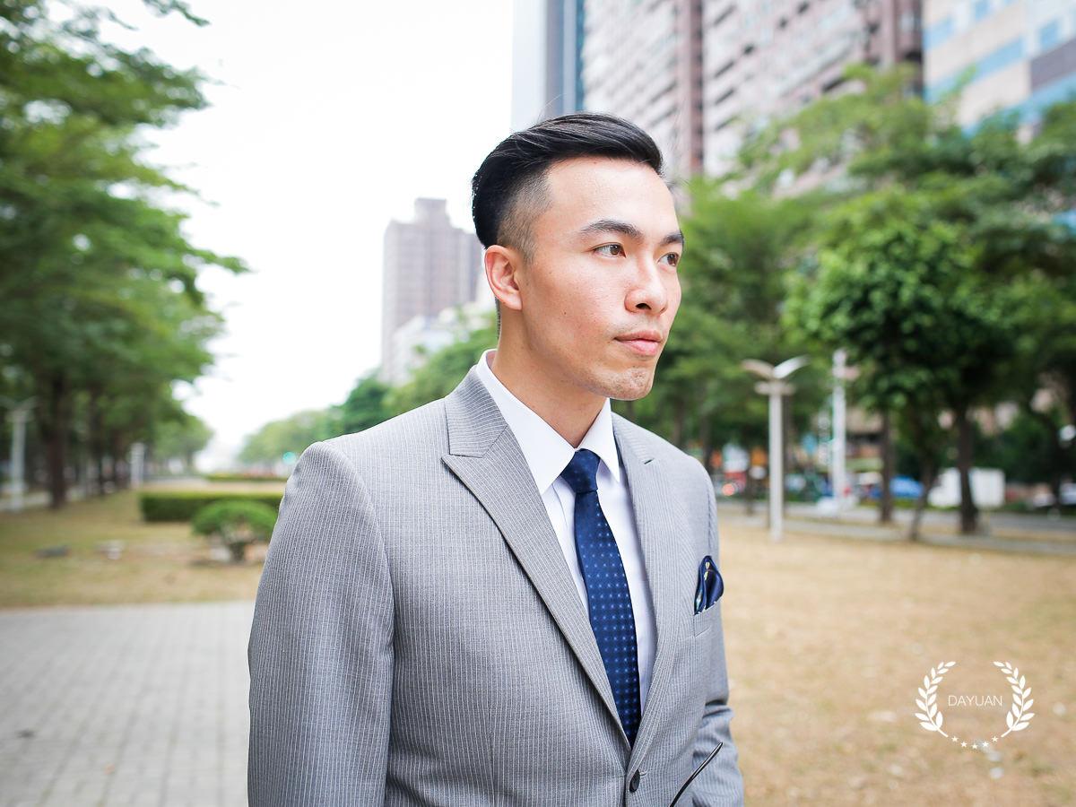 西裝|訂製英式條紋西裝心得 高雄舒禔西服Suit Multi(上)