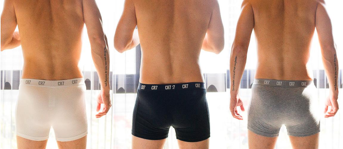 內褲|CR7 Underwear 男性四角褲
