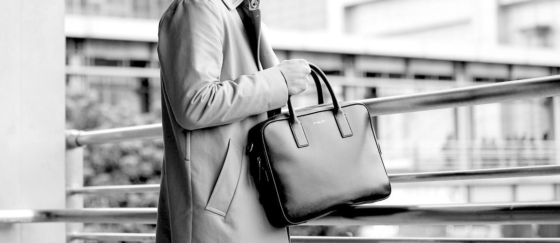 包包| MICHAEL KORS 男用公事包 時尚與商務兼具的重要行頭