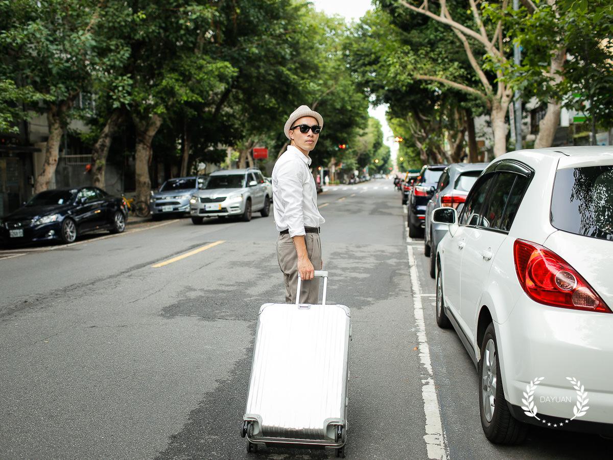 旅行|RIMOWA TOPAS vs TOPAS SPORT 行李箱租借與使用心得 by機長私藏