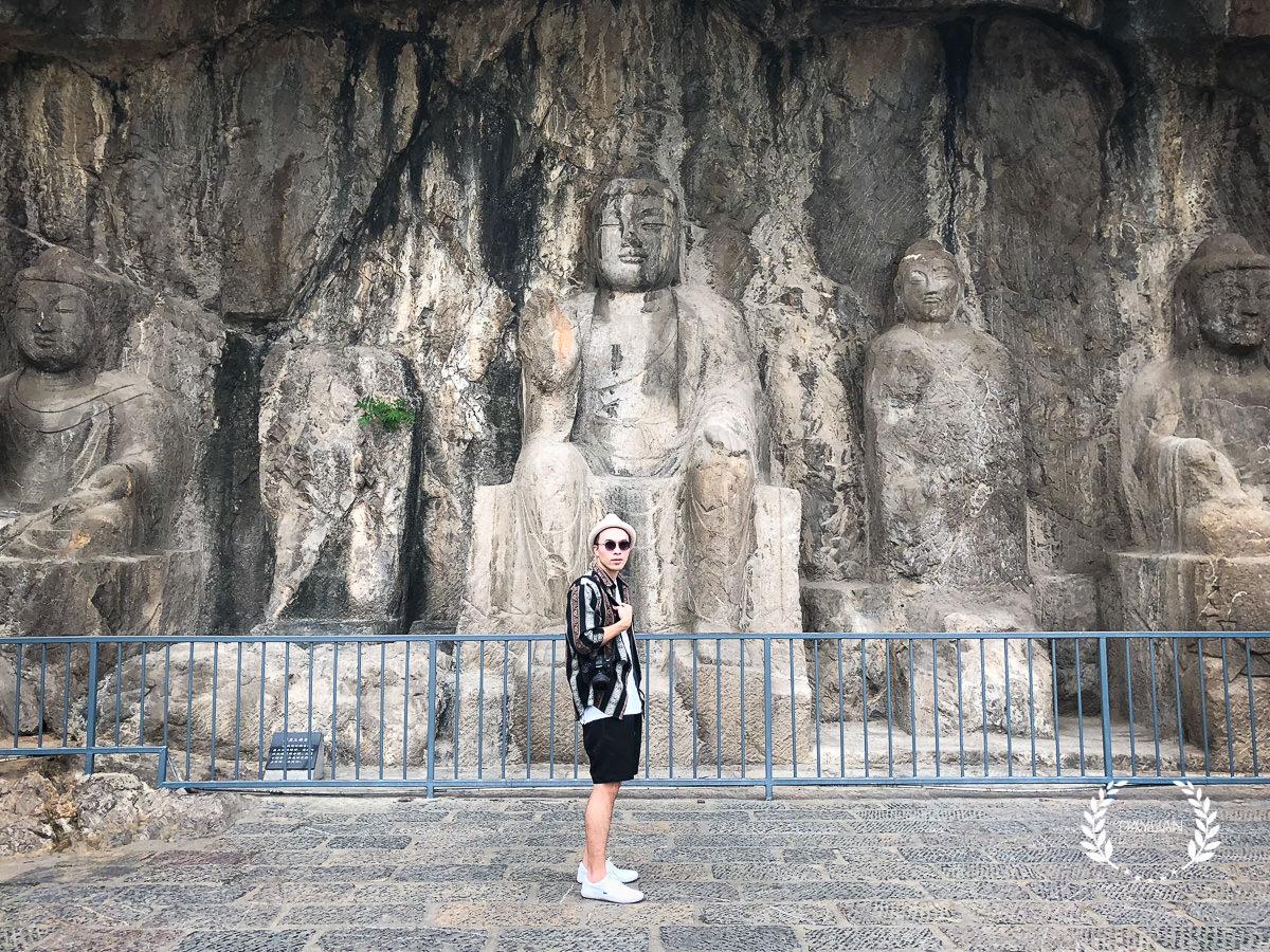 旅遊 中國河南 龍門石窟 滿滿感動的藝術寶庫
