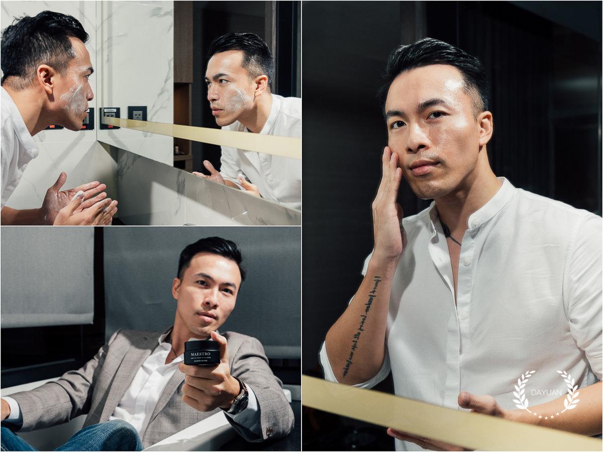 保養|30UP男性一日保養 防曬/洗面乳/卸妝油/晚霜品牌推薦