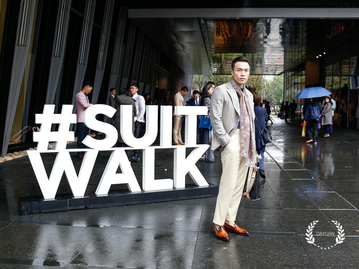 西裝|Suit Walk 2019 活動心得