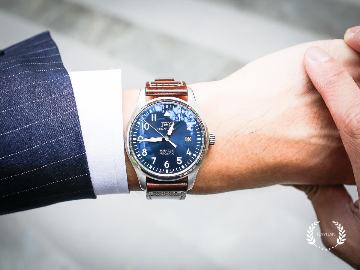 腕錶|IWC萬國錶 飛行員系列 馬克18小王子特別版