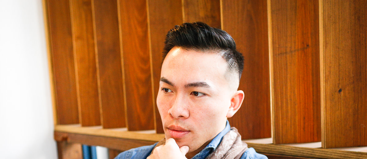 髮型|信義區發現不錯的紳士剪髮 One Hand Made Barber