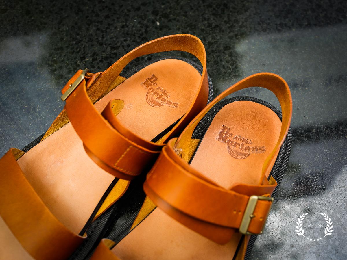 帥鞋|Dr.Martens意外發現不錯看的男生涼鞋