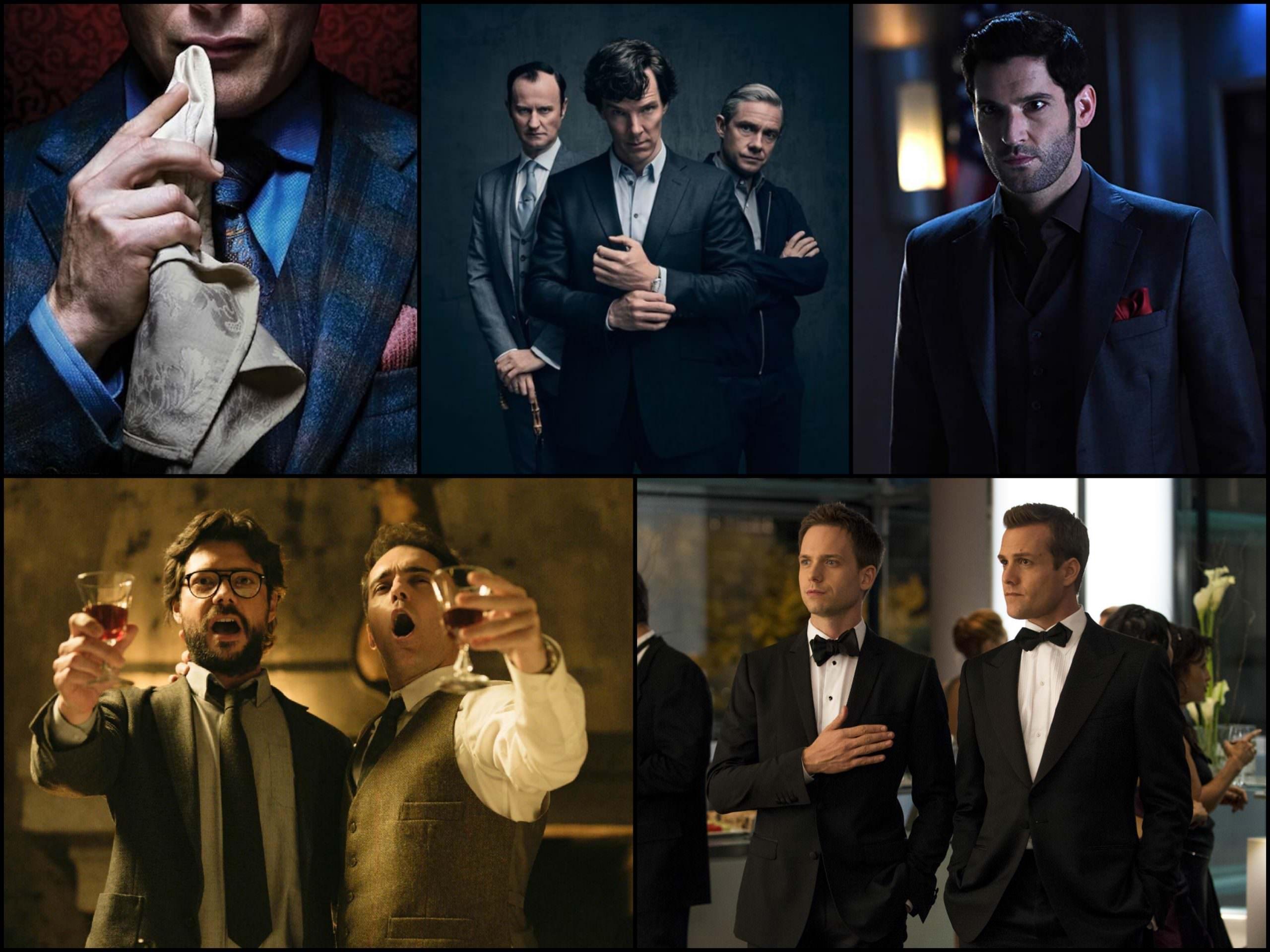 影集|西裝控必追!5部帥氣西裝滿點的Netflix美劇推薦