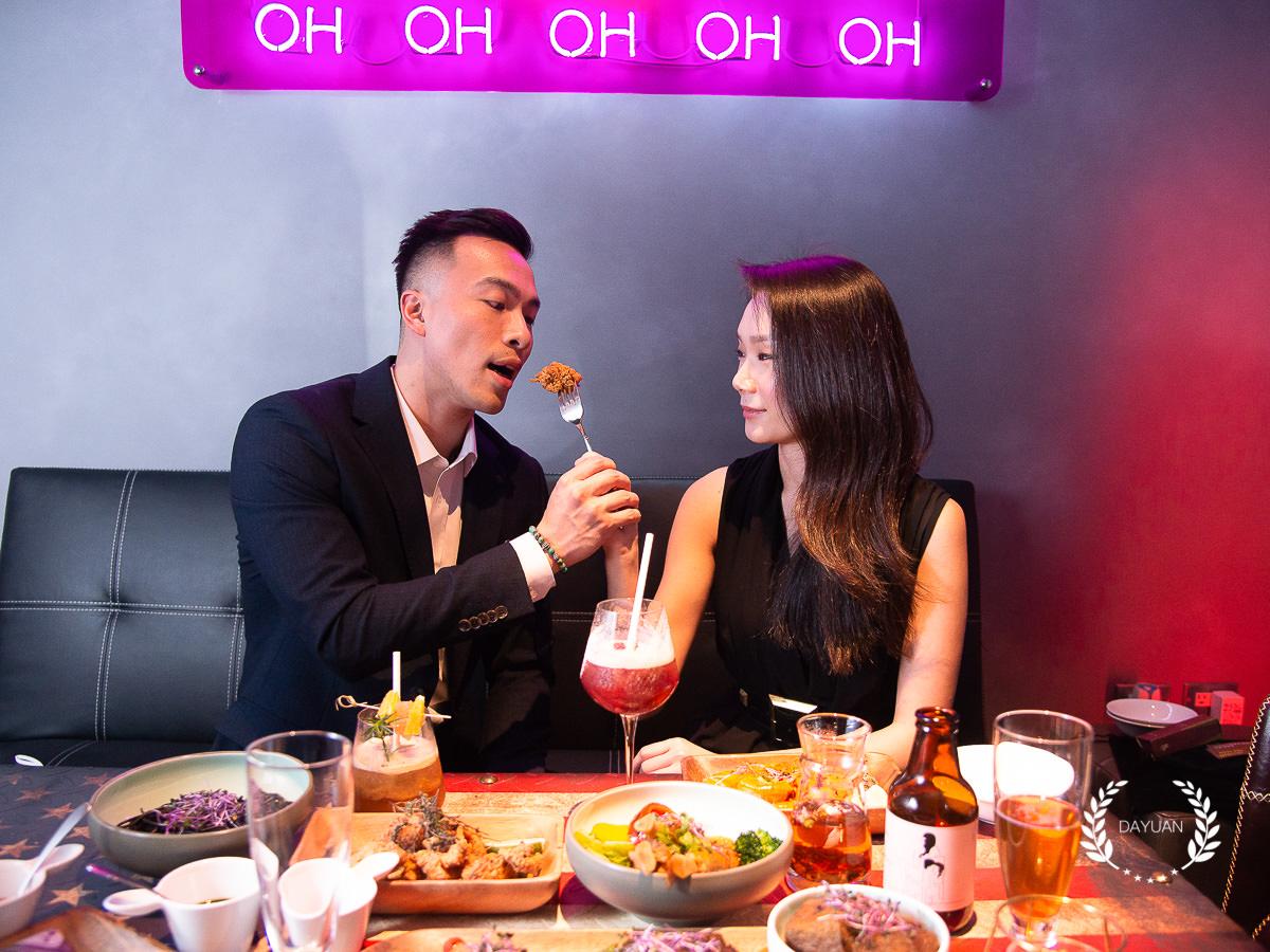 小酌|房間餐酒The Room Bistro 台北大安區餐酒館 情趣+餐酒館的奇妙結合