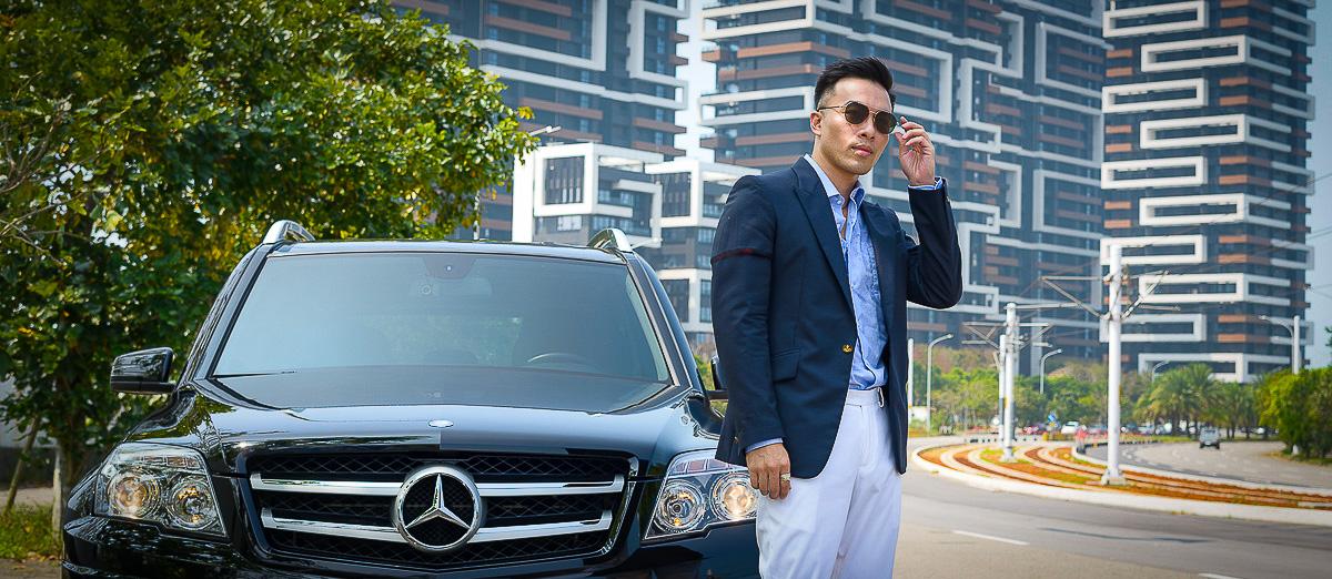汽車|Mercedes-Benz GLK300 人生首部雙B入手!
