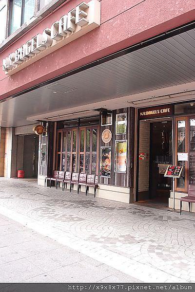 台北大安 N.Y. Begals 仁愛店 24小時營業
