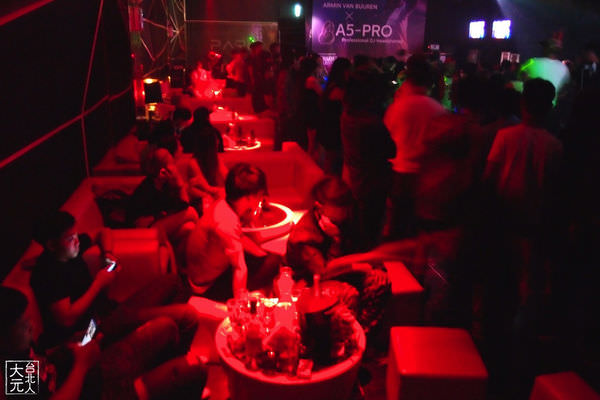 台中夜店 PARIS