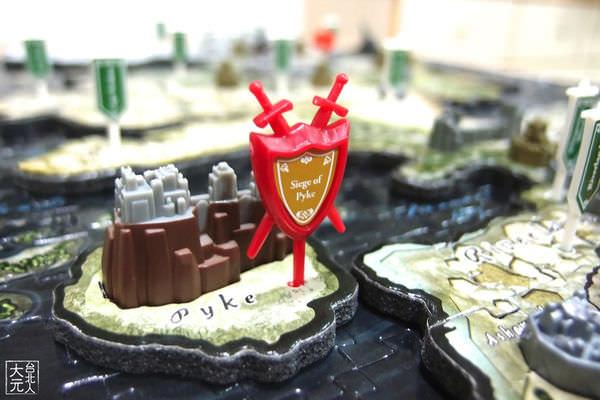 居家|Game of Thrones《冰與火之歌:權力遊戲》4D立體拼圖 美到想哭