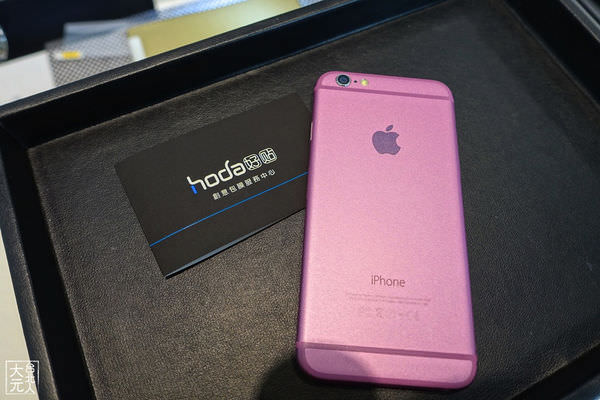 hoda iPhone6包膜