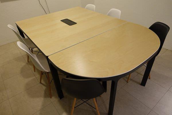 IKEA會議桌