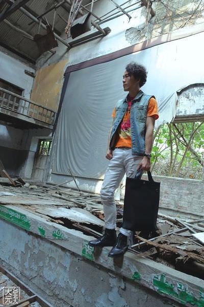 [包包] 男用托特包/手提包 dothebag入手心得