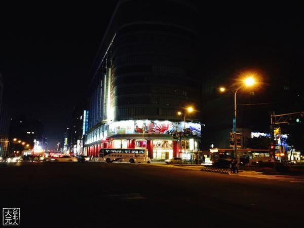 台北環亞百貨