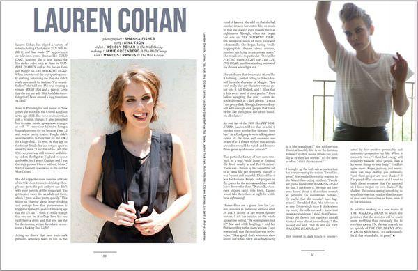 Lauren Cohan - Ladygunn Magazine-02.jpg
