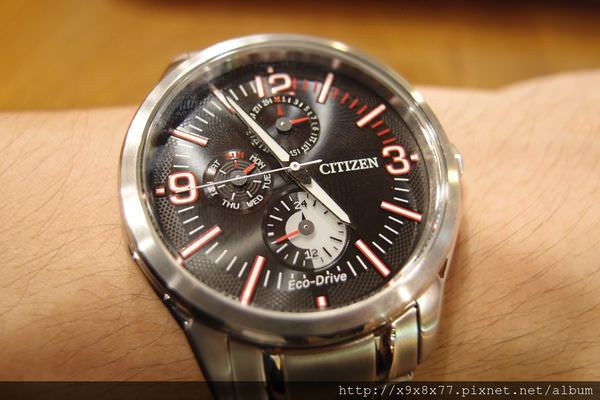 CITIZEN Eco-Drive AP4000-58E 新錶款入手!