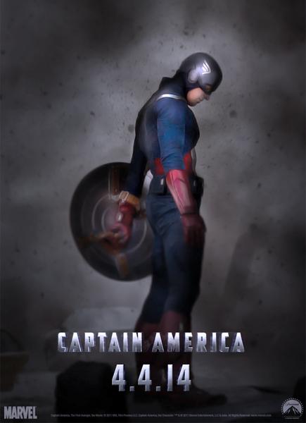 《美國隊長2:酷寒戰士》