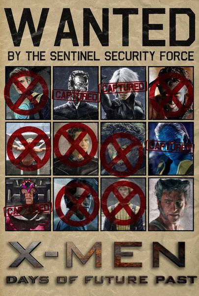 《X戰警:未來昔日》超強卡司的超級爽片