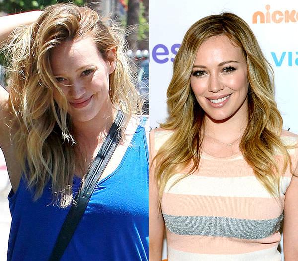 希拉蕊朵芙 Hilary Duff