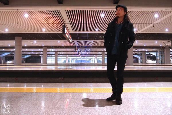 上海冬季出遊+出差一週穿搭