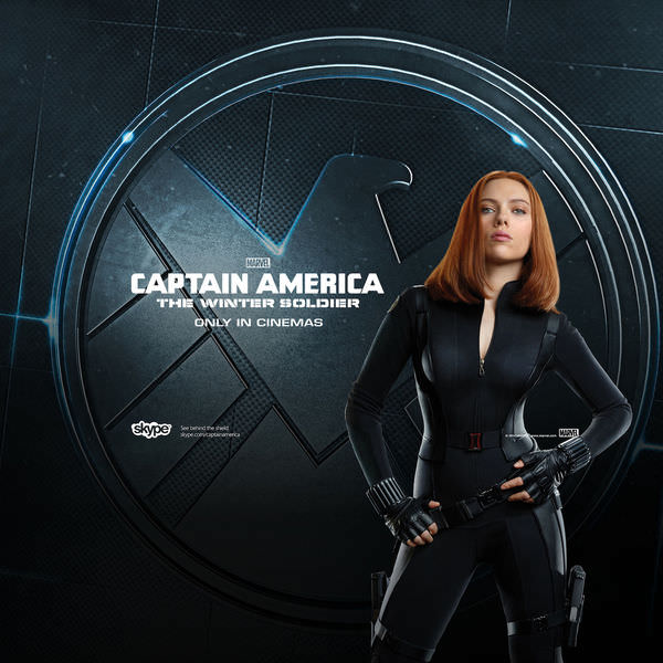 Captain-America-2-Black-Widow-Poster