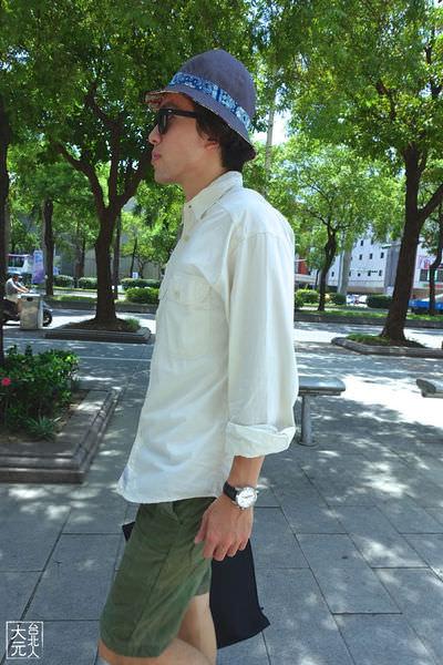 LEVI'S二手襯衫穿搭