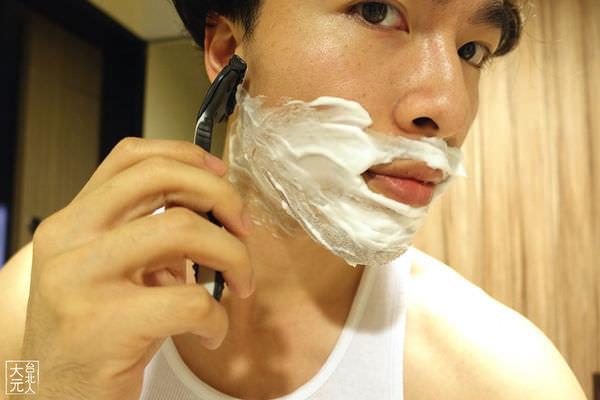 NIVEA刮鬍泡