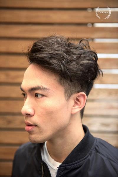 哥的成熟&休閒兩種髮型style