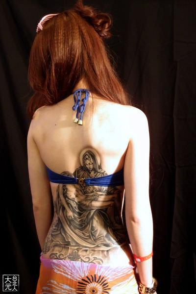 第5屆國際紋身藝術展