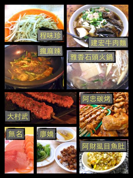 台北西門町 十大必吃宵夜美食(2016/1月更新)