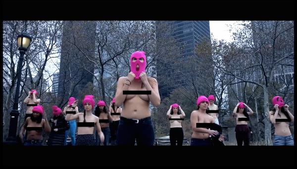 解放乳頭運動