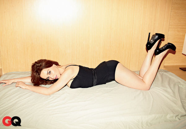 小龍女Emilia Clarke GQ時裝照