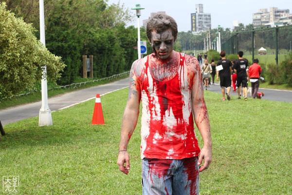 腎上腺素激增的活屍路跑 Run For Your Lives Taiwan