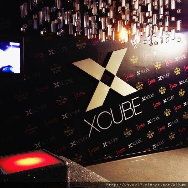 小酌|台中夜店 X-CUBE 嘻哈派對